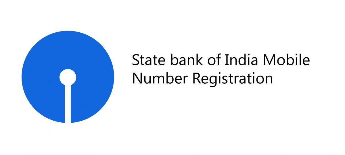 mobile number registration in sbi