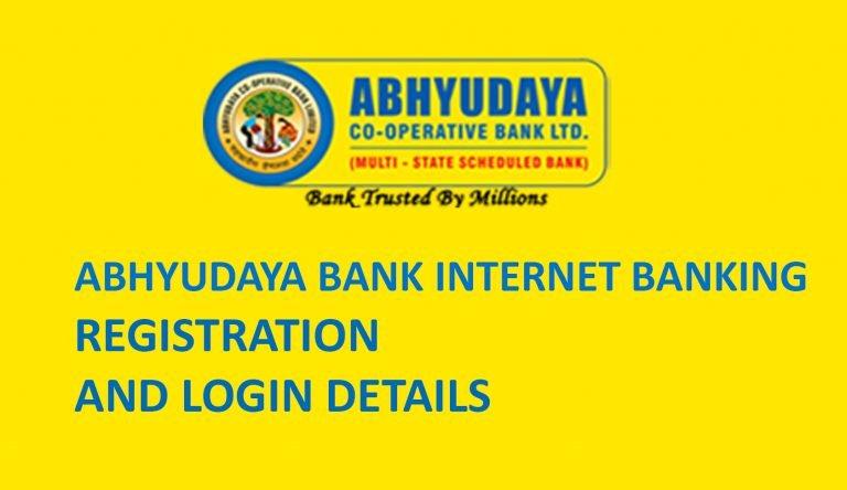 abhyudaya bank net banking