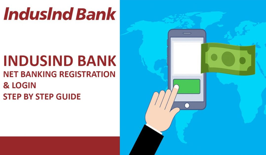 indusland internet banking