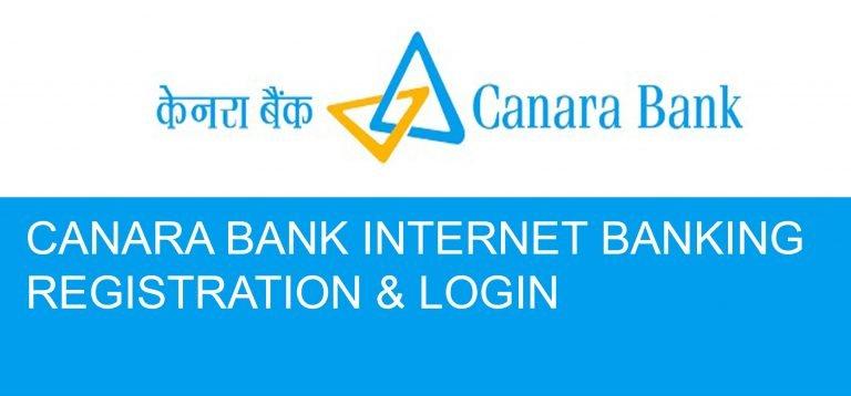 canarabank netbanking
