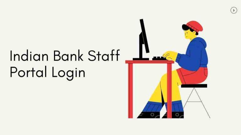 Indian Bank Staff Portal