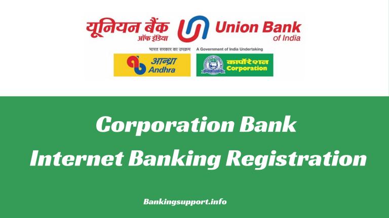 Corporation Bank Internet Banking