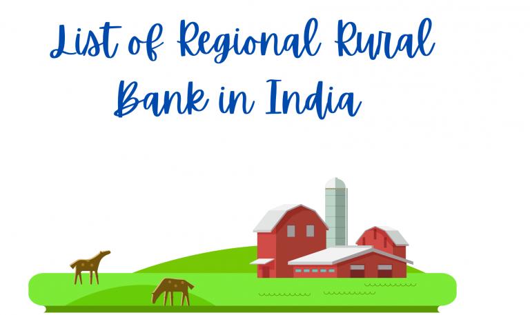 list of Regional Rural Bank in India