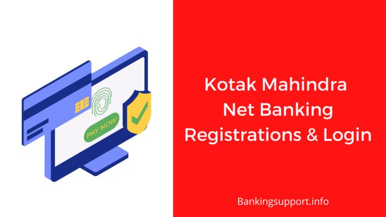 Kotak Net Banking