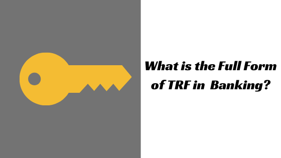 TRF Full Form