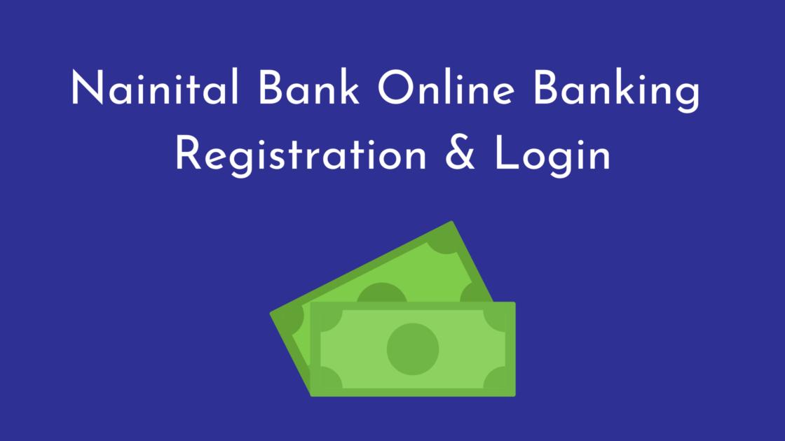 Nainital net banking