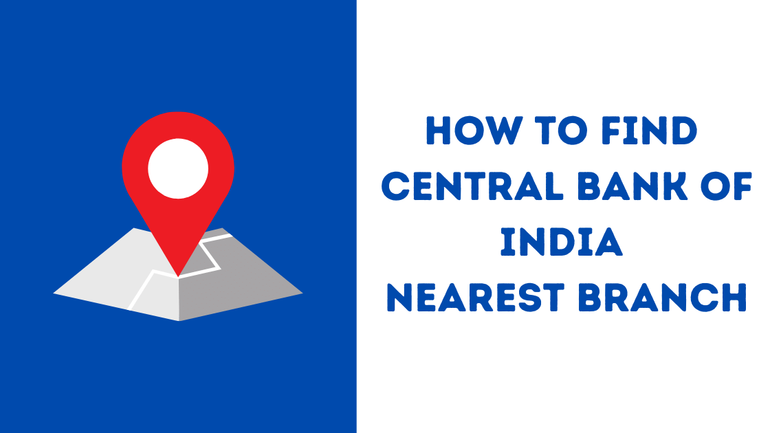 central bank of India near me