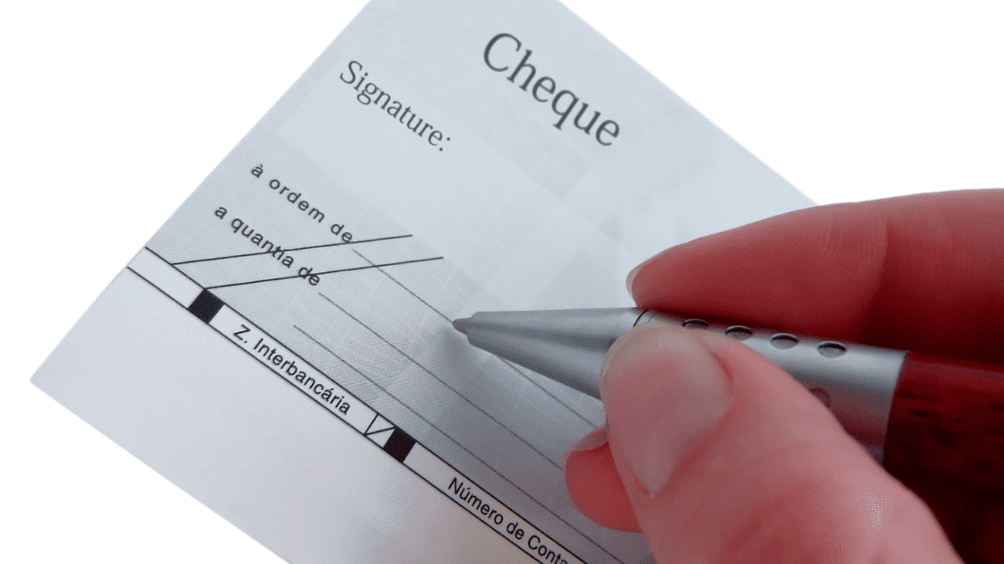 Cancelled Cheque
