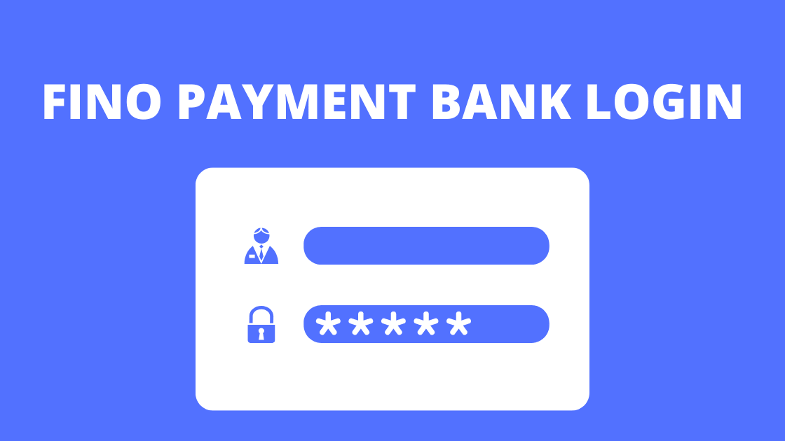 Fino Payment Bank Login