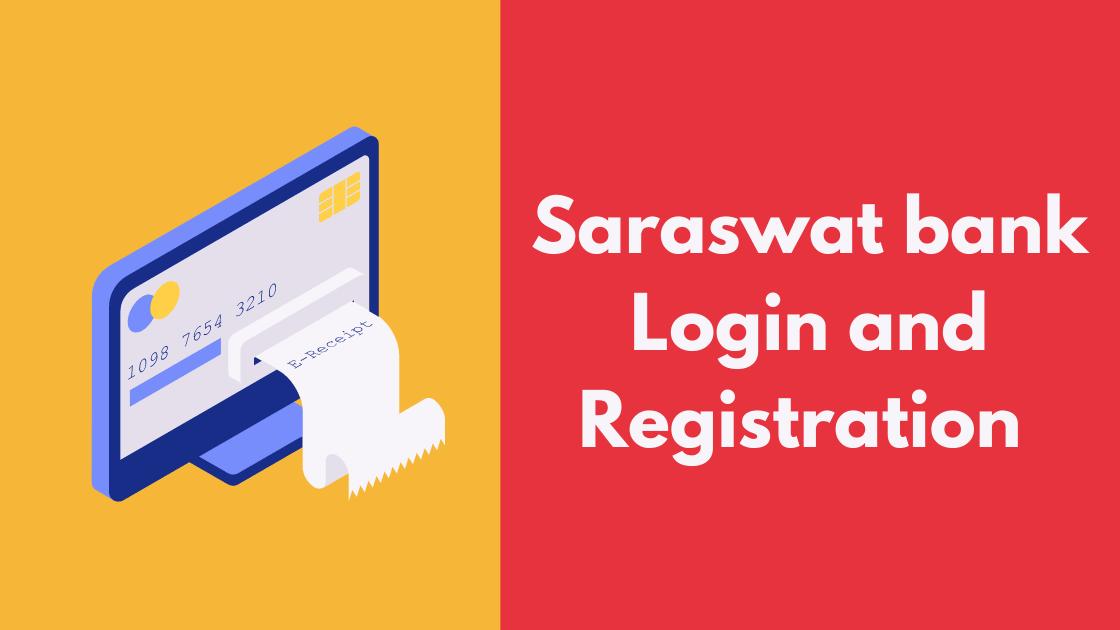 Saraswat bank Login